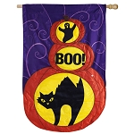 Boo To You Everoptics House Flag