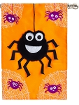 Dancing Spiders House Flag