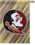 Florida State Seminoles SS House Flag