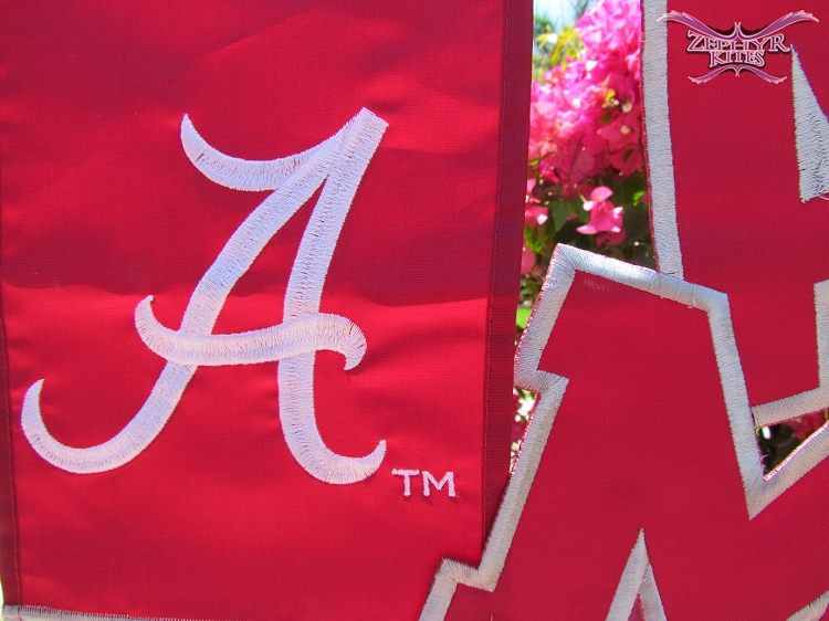 University of Alabama Garden Flag