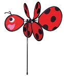 Lady Bug Baby Bug Spinner