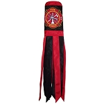 Fire Rescue Windsock