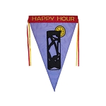 Happy Hour Pennant High Ball